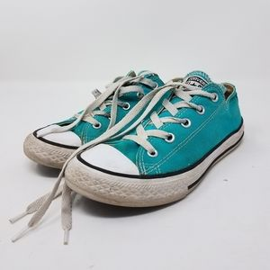 CONVERSE Girl's Sneakers Size: 3